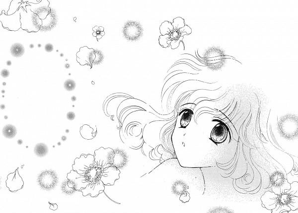 Tags: Anime, Okamoto Keiko, Corrector Yui, Kasuga Yui, Official Art, Manga Page, Scan