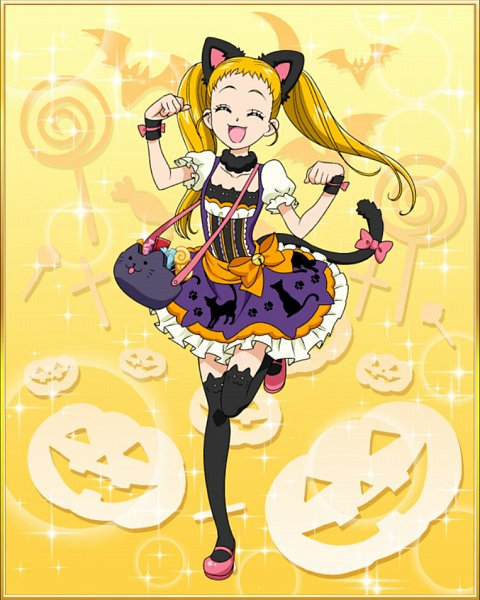Tags: Anime, Yes! Precure 5, Precure Tsunagaru Puzzlun, Kasugano Urara