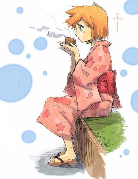 Tags: Anime, Pixiv Id 411252, Pokémon, Kasumi (Pokémon), Misty