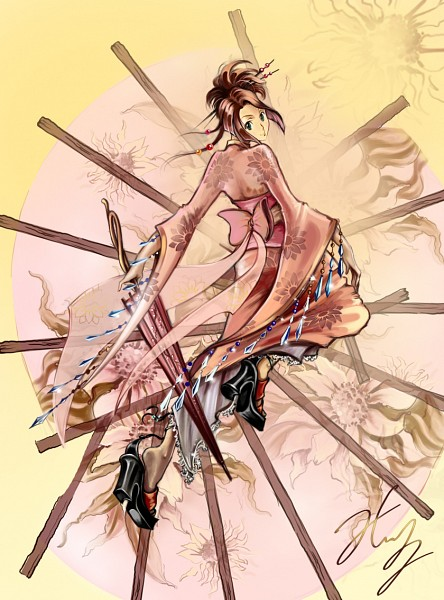 Kasumi Fuu - Samurai Champloo