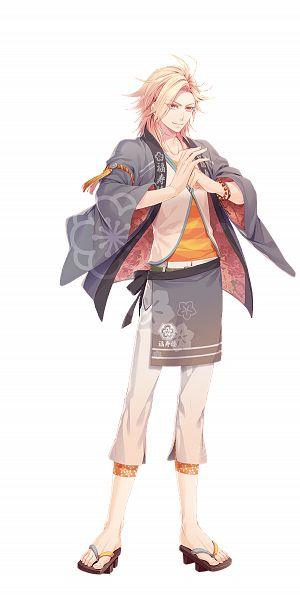 Katagiri Kintaro - Yunohana SpRING!