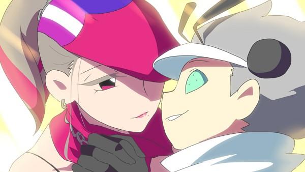 Tags: Anime, Pixiv Id 643857, Katanagatari, Maniwa Oshidori, Maniwa Chouchou, Pixiv, Sword Story