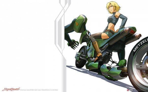 Tags: Anime, Ride Back, Kataoka Tamayo, Official Wallpaper, Wallpaper, Official Art