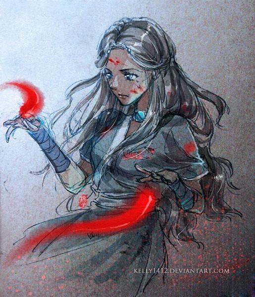 Tags: Anime, Kellylee, Avatar: The Last Airbender, Katara, deviantART, Fanart From DeviantART, Fanart