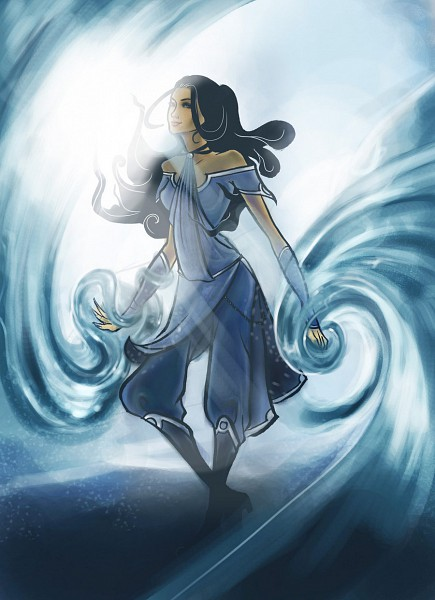 Tags: Anime, Avatar: The Last Airbender, Katara, Mobile Wallpaper