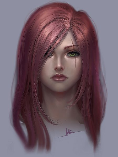 Tags: Anime, Chubymi, League of Legends, Katarina, deviantART, Fanart, Fanart From DeviantART