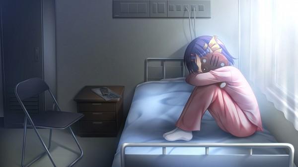 Tags: Anime, Ikura Nagisa, Mana (Studio), Mashiro Summer, Katase Aki, Wallpaper, CG Art