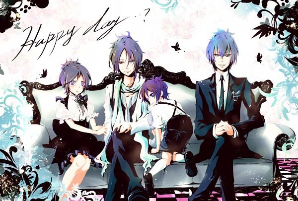 Tags: Anime, Toumeiringo, Katekyo Hitman REBORN!, Demon Spade, Rokudou Mukuro, Chrome Dokuro