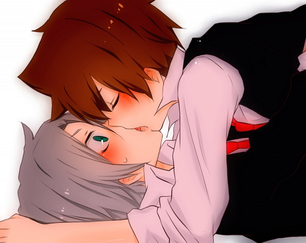 Tags: Anime, Katekyo Hitman REBORN!, Gokudera Hayato, Sawada Tsunayoshi