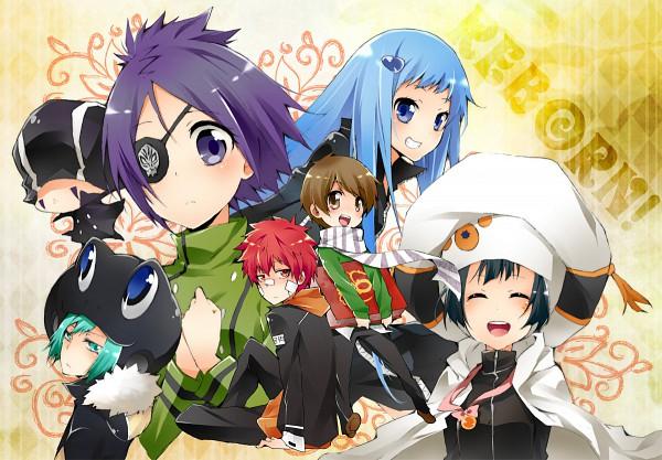 Tags: Anime, Katekyo Hitman REBORN!, Yuni, Fuuta, Fran, Reborn, Bluebell, Mammon, Kozato Enma, Chrome Dokuro, Futa Reborn, Six Funeral Wreaths, Giglio Nero Family