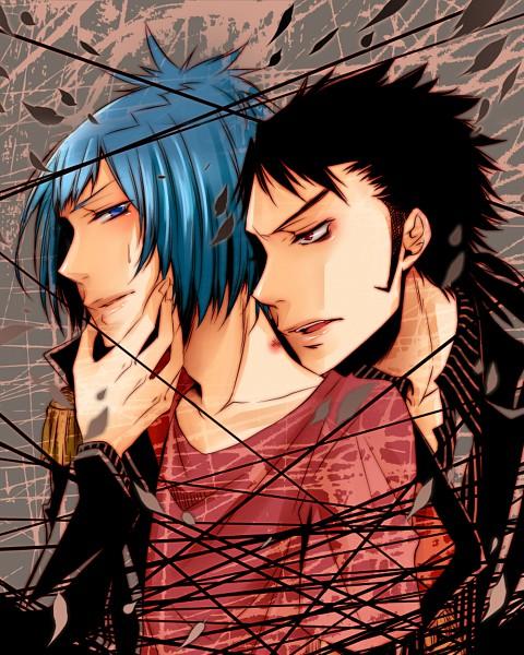 Tags: Anime, Hibaniki69, Katekyo Hitman REBORN!, Vongola Secondo, Demon Spade