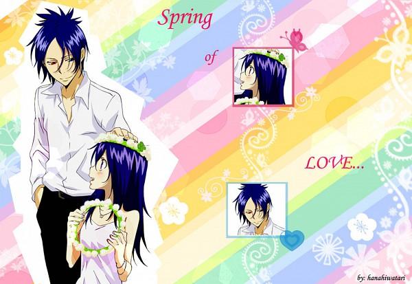 Tags: Anime, Katekyo Hitman REBORN!, Rokudou Mukuro, Chrome Dokuro, Wallpaper