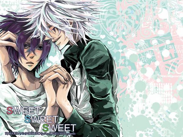 Tags: Anime, Katekyo Hitman REBORN!, Rokudou Mukuro, Byakuran