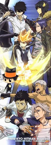 Tags: Anime, Katekyo Hitman REBORN!, Lambo, Yamamoto Takeshi, Reborn, Sasagawa Ryohei, Hibari Kyoya, Rokudou Mukuro, Sawada Tsunayoshi, Gokudera Hayato