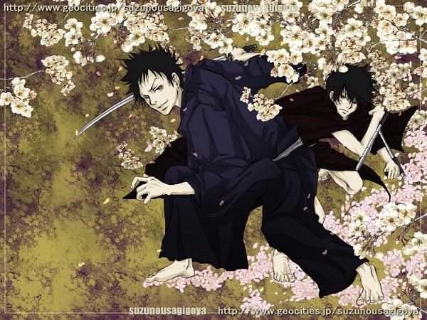 Tags: Anime, Katekyo Hitman REBORN!, Yamamoto Takeshi, Hibari Kyoya