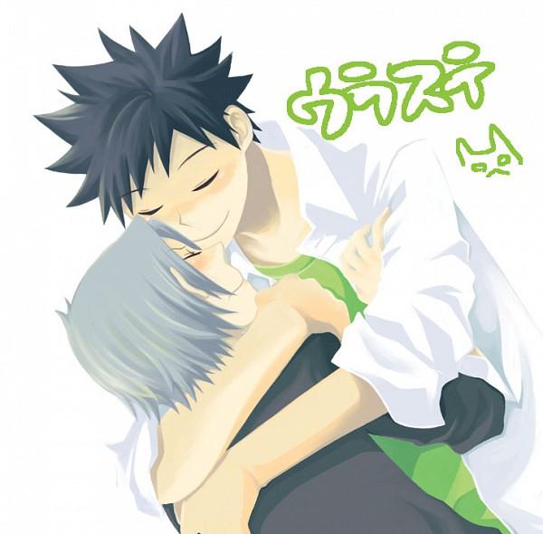 Tags: Anime, Katekyo Hitman REBORN!, Yamamoto Takeshi, Gokudera Hayato, YamaGoku