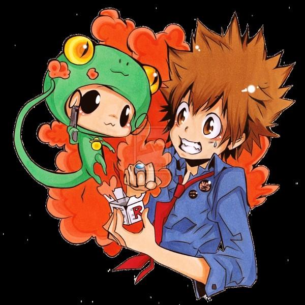 Tags: Anime, Katekyo Hitman REBORN!, Reborn, Sawada Tsunayoshi, deviantART