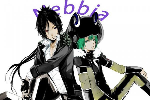 Tags: Anime, Katekyo Hitman REBORN!, Rokudou Mukuro, Fran, Frog Hat