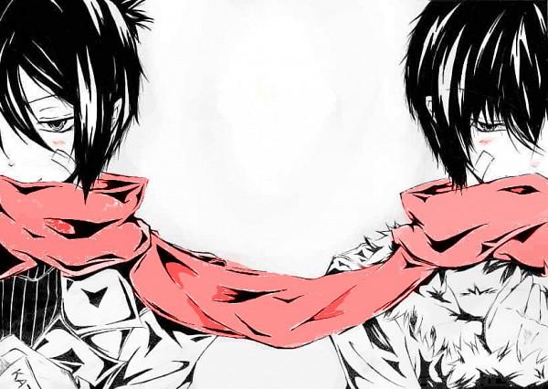 Tags: Anime, Katekyo Hitman REBORN!, Hibari Kyoya, Rokudou Mukuro