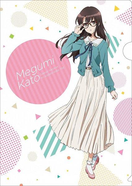 Tags: Anime, Saenai Heroine no Sodatekata, Katou Megumi