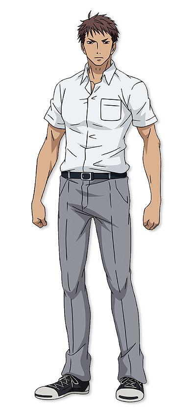 Katsuda Masaharu - Trickster: Edogawa Ranpo