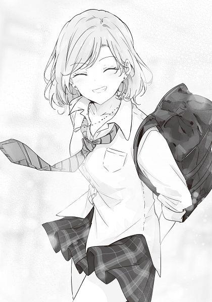 Katsunuma Ayumi - Genjitsu de Love Come Dekinai to Dare ga Kimeta?