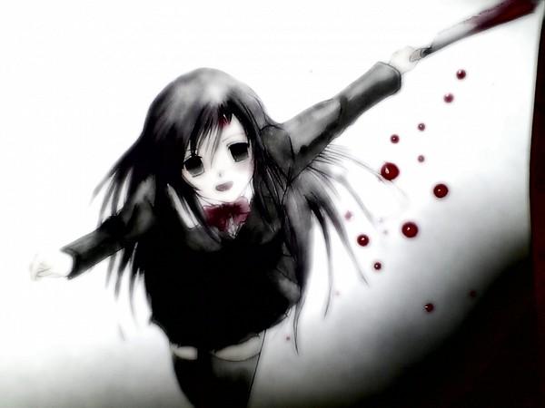 Tags: Anime, School Days, Katsura Kotonoha, Cleaver