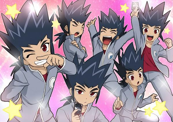 Tags: Anime, Huryusyou, Link Joker Hen, Cardfight!! Vanguard, Katsuragi Kamui, School Uniform (Hitsue Middle School), Fanart From Pixiv, Pixiv, Fanart