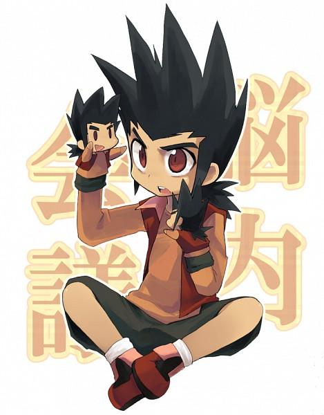 Tags: Anime, Raq, Cardfight!! Vanguard, Katsuragi Kamui, Hand Puppet, Fanart, Pixiv, Team Q4