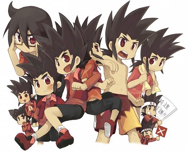 Tags: Anime, Raq, Cardfight!! Vanguard, Katsuragi Kamui, Pixiv, Fanart, Team Q4