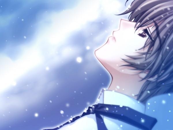 Tags: Anime, CARNELIAN, Messiah - Paranoia Paradox, Messiah, Katsuragi Takuto, CG Art, Official Art