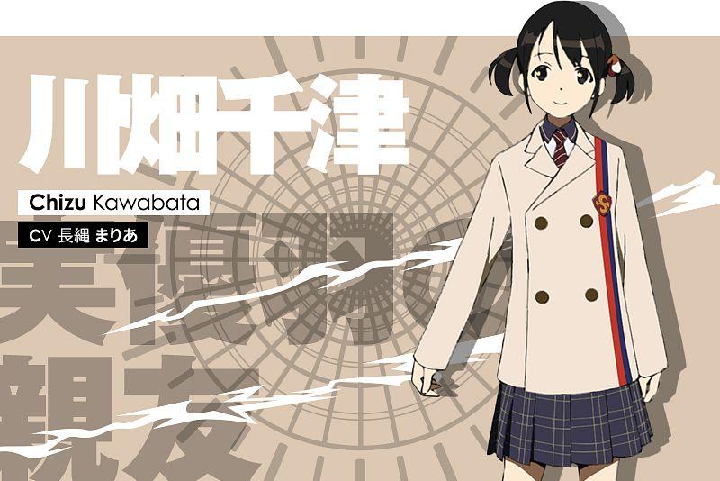 Tags: Anime, Occultic;Nine, Kawabata Chizu