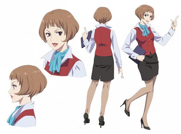 Kawajiri Takako - Hanasaku Iroha