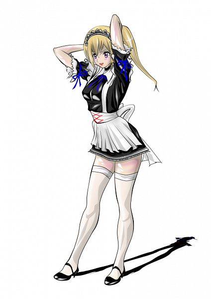 Tags: Anime, Pixiv Id 4386693, Musaigen no Phantom World, Kawakami Mai