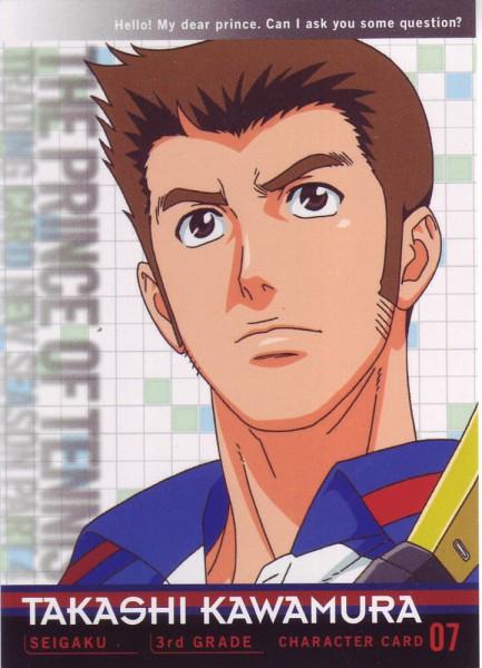 Kawamura Takashi - Tennis no Ouji-sama