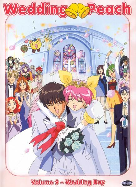 Kawanami Hiromi - Wedding Peach