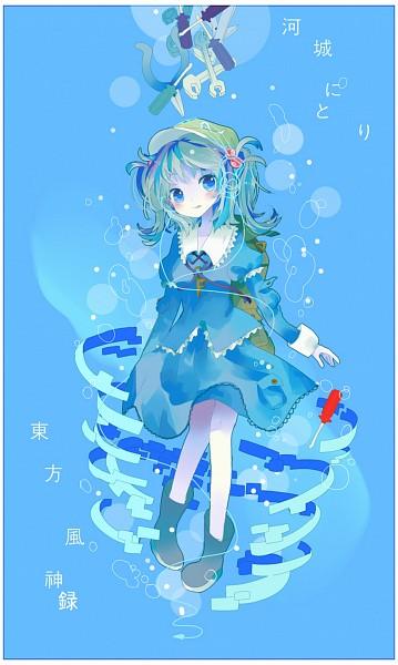 Tags: Anime, Remimim, Touhou, Kawashiro Nitori, Nitori Kawashiro