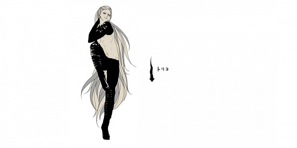 Tags: Anime, Pixiv Id 703506, Toriko, Sani (Toriko), Facebook Cover, Kazaky