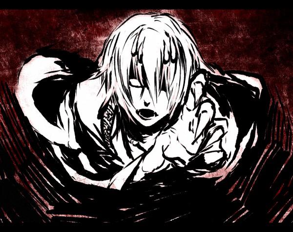 Tags: Anime, Hakuouki Shinsengumi Kitan, Kazama Chikage