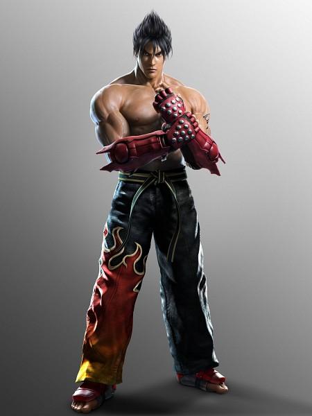 Kazama Jin - Tekken