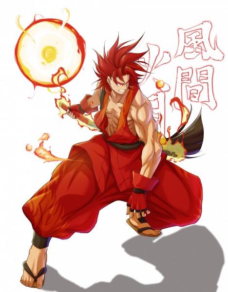 Kazama Kazuki - Samurai Spirits