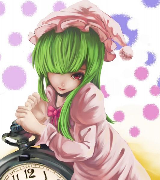 Tags: Anime, Koissa, Touhou, Kazami Yuuka (Classic), Kazami Yuuka, PC-98 Touhou Era