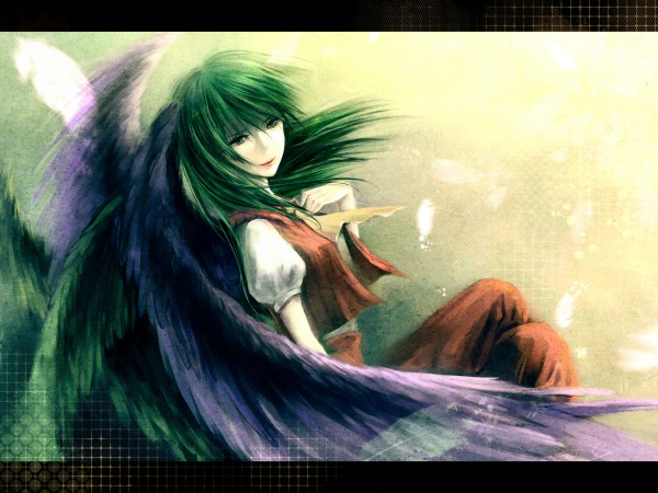 Tags: Anime, Kieta, Touhou, Seihou, Kazami Yuuka, Kazami Yuuka (Seihou), Pixiv