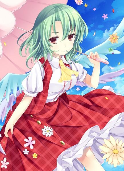 Tags: Anime, Pixiv Id 2489167, Seihou, Touhou, Kazami Yuuka (Seihou), Kazami Yuuka, Pixiv, Fanart From Pixiv, PNG Conversion, Fanart, Mobile Wallpaper, Yuuka Kazami