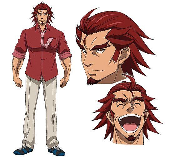 Kazanari Genjurou - Senki Zesshou Symphogear