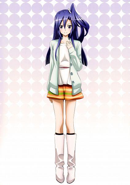 Tags: Anime, SATELIGHT, Senki Zesshou Symphogear G, Senki Zesshou Symphogear, Senki Zesshou Symphogear G Visual Collection, Kazanari Tsubasa, Scan, Mobile Wallpaper, Official Art