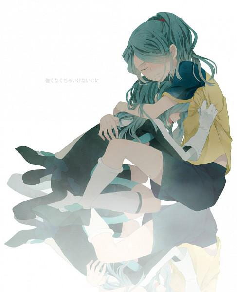 Tags: Anime, Ono (0 No), Inazuma Eleven, Kazemaru Ichirouta, Upset, Dark Emperors Uniform, Pixiv, Fanart, Dark Emperors, Ichirouta Kazemaru