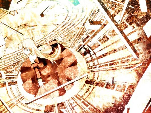 Tags: Anime, Kazetto, Pixiv, Wallpaper