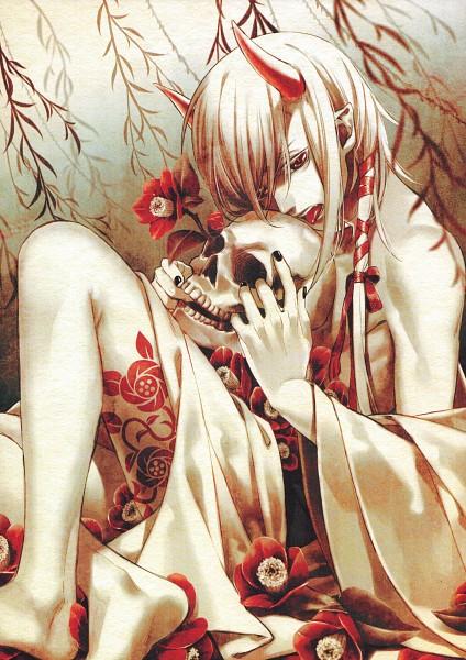 Tags: Anime, Kazuki Yone, Weird, Mobile Wallpaper, Scan