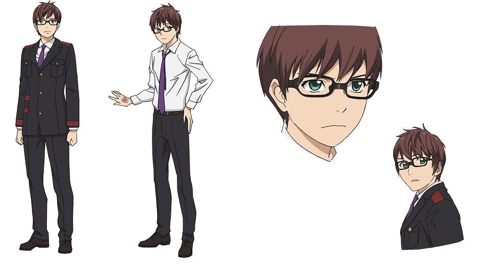 Tags: Anime, Kawamoto Toshihiro, BONES (Studio), Noragami, Kazuma (Noragami), Official Art, Cover Image, Character Sheet, Facebook Cover